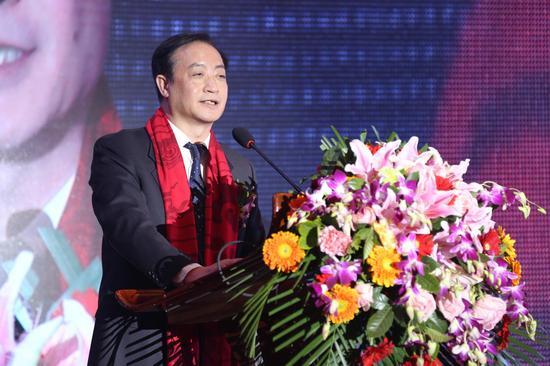 天津市社会教育科学研究院党委书记荣长海发表主旨演讲
