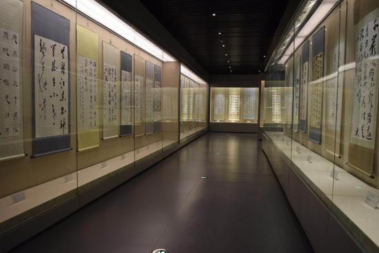 武清博物馆大运河书画院藏品展