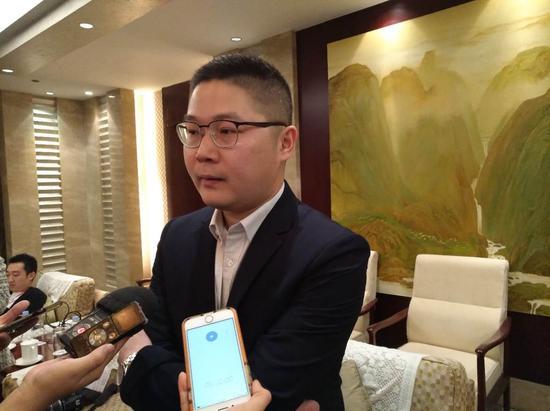 天津博宜特科技有限公司总经理 张宏帆