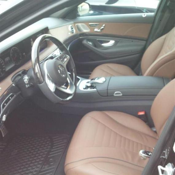 18款美规奔驰S450报价 奔驰S450天津最新促销价格