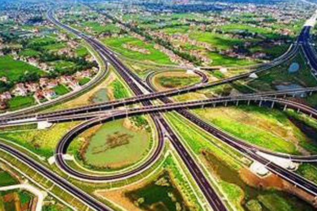好消息!京津冀交通一体化重点项目梅丰公路主体完工