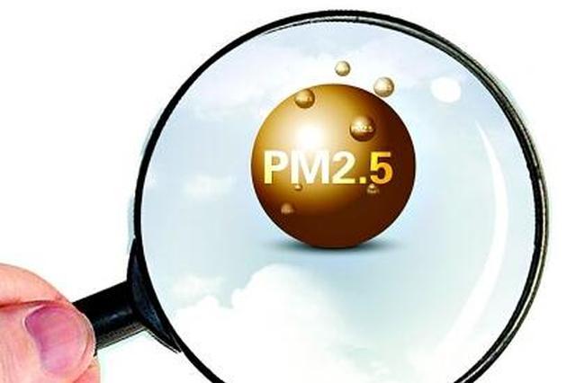 京津冀及周边10-11月PM2.5平均浓度降22.6%