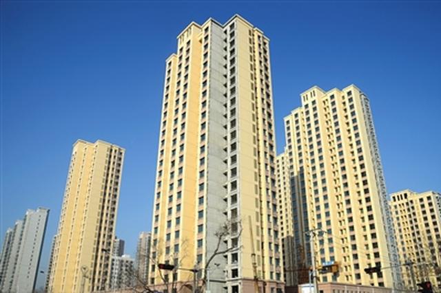 天津定向安置房项目 南开区雅阳家园基本完工