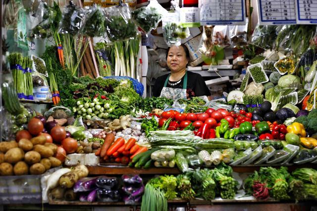 14万吨地产蔬菜春节上市 质量抽检合格率98.9%