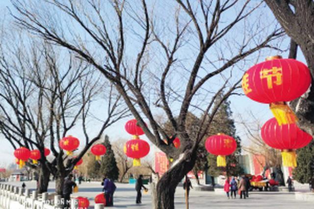 """今年新春""""点亮""""海河又来了 天津人约么(图)"""