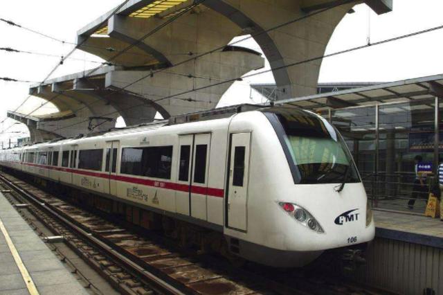 天津轻轨时间表假期采用周末运营方案