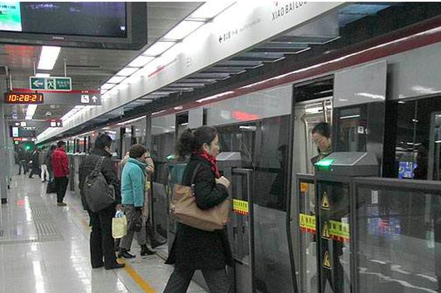 天津今年提高公共交通出行比率 这5条地铁线路有新进展