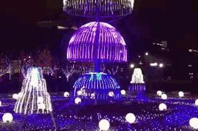 古文化街挤爆了杨柳青搭花灯 天津哪里的年味最浓