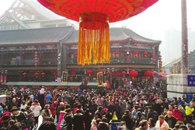 春节津城游客超500万人次 综合总收入46.17亿元