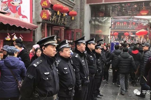 【权威发布】天津春节期间社会治安持续良好稳定