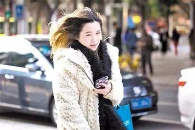 升温啦!天津今日最高气温近10度