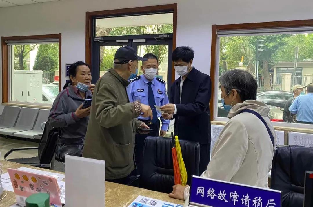 """赵飞深入基层政法单位督导检查""""两节""""期间安保工作"""