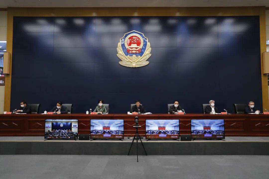 坚决夺取专项斗争收官战全面胜利 在新发展格局中建设更高水平平安天津