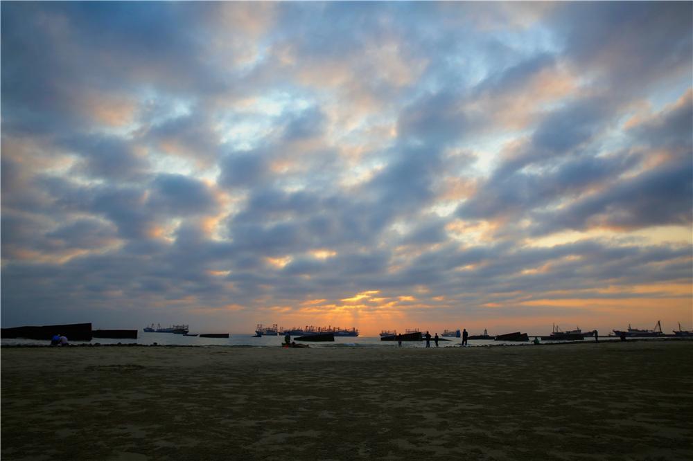 摄影作品:《夕阳无限好》
