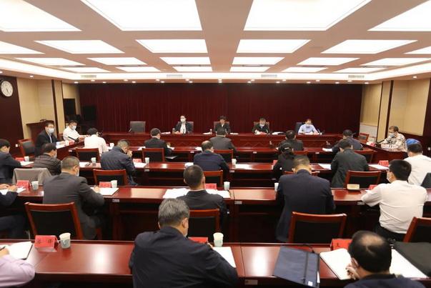全市第二批政法队伍教育整顿办公室主任会议召开