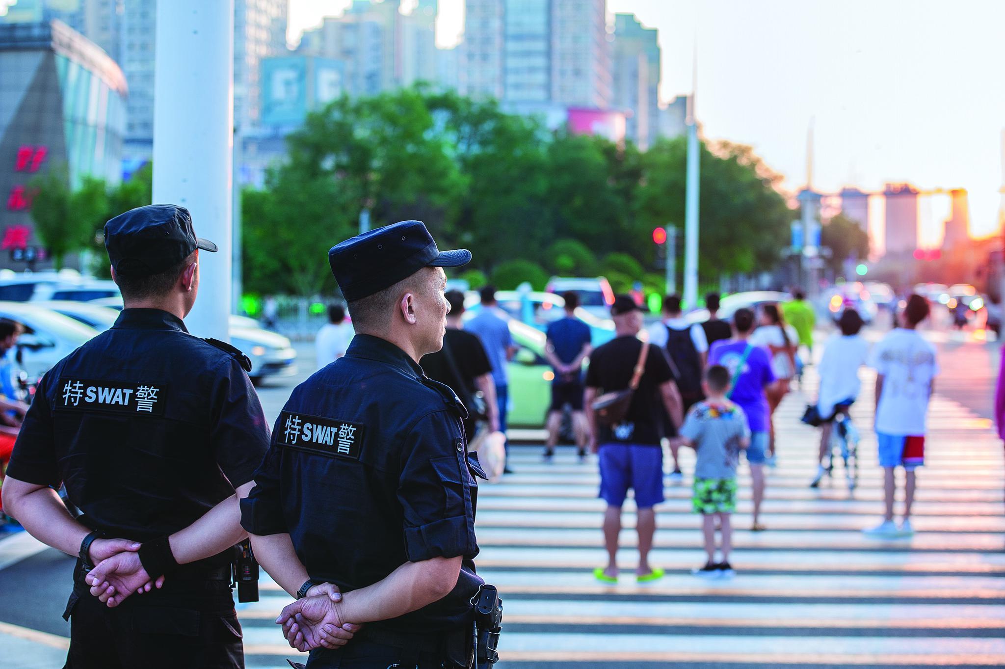 天津公安机关圆满完成残运会安保任务