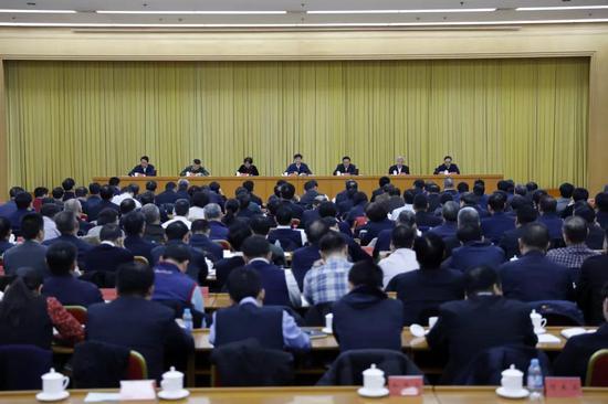 天津政法战线要以怎样的担当作为 用优异成绩迎接新中国70年华诞