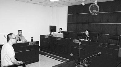 6月8日上午,北京市朝陽區人民法院適用刑事速裁程序開庭審理一起盜竊案件。