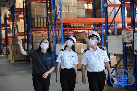 出口货值超千万!天津跨境电商B2B试点首月成绩喜人
