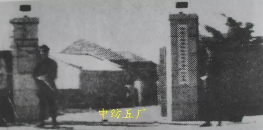▲原中纺五厂照片