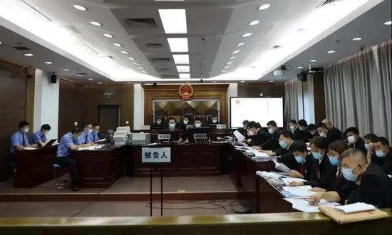 【扫黑除恶】蓟州检察院对赵某山等18人涉嫌黑社会性质组织案提起公诉