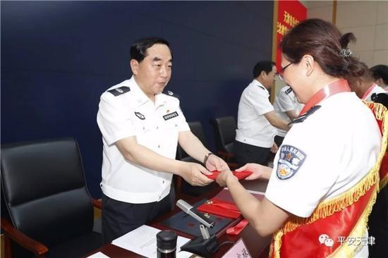 天津市副市长、市公安局局长董家禄出席