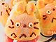 龙猫挤挤面包