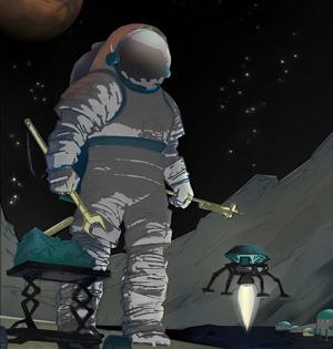 想去火星瞧瞧?美国航天局需要你