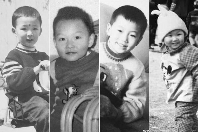中国男篮球员童年照大曝光!你能认出谁?
