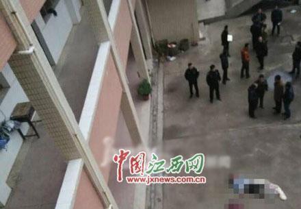 江西一高三男生从教学楼坠楼身亡 原因正调查