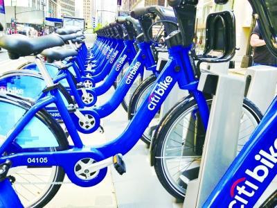 共享单车在中国很火热 在欧美日子并不好过