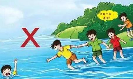 夏季溺水事故死伤多都是这5个认识误区害的