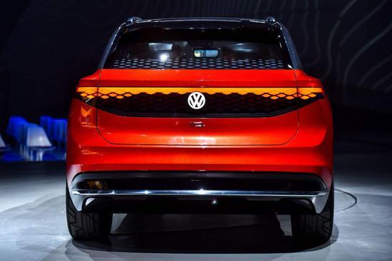 途昂 X领衔 大众之夜发布5款SUV