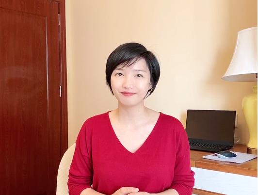 小步在家早教创始人、CEO 彭琳琳(云宝妈妈)