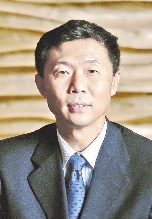 金融街名誉董事长王功伟资料图