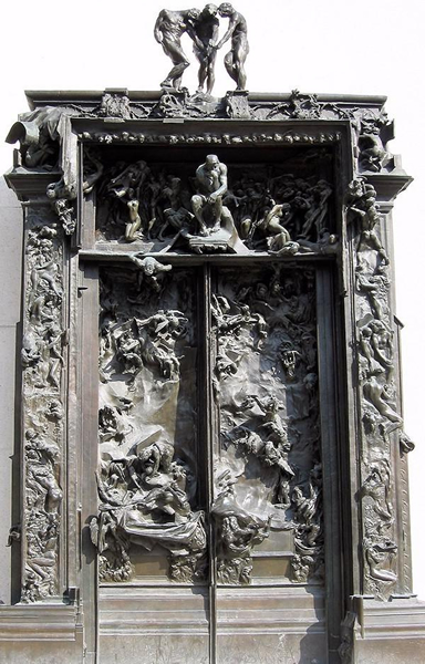 地狱之门(The Gates of Hell, 1880—1917)