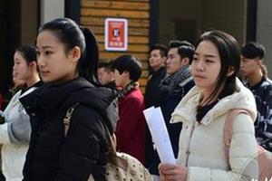 广东2万多名艺考生赴南海赶考