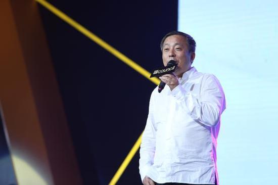 新理益集团有限公司、龙美术馆创始人 刘益谦致辞