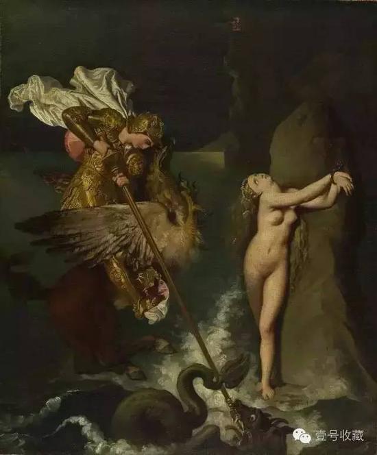 罗杰解救安吉丽卡 1819