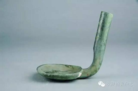 青铜勺,南京博物院藏,春秋时期