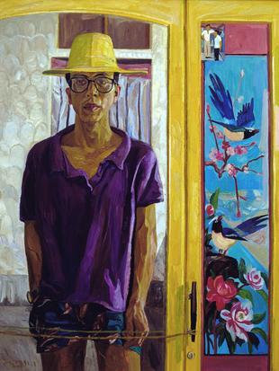 刘小东:当代中国最重要的艺术家之一