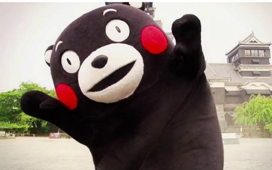 游戏双语的熊本熊不只卖萌(梦想)世界风靡表情包全球图片