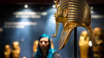2018去大埃及博物馆看图坦卡蒙