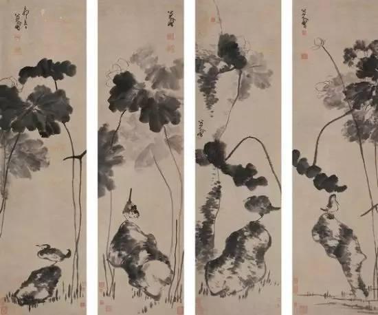 《荷石栖禽》,2011年北京长风春拍,成交价7475万元