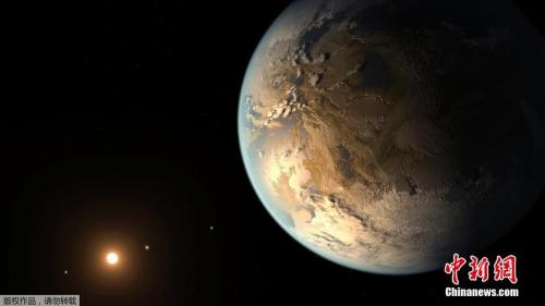 资料图:科学家们孜孜不倦地寻找与地球相似的行星。