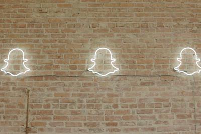 Snapchat如何突出重围?