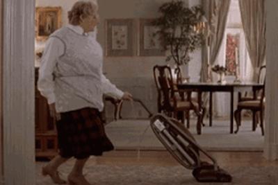 外媒:家里不干净让人变胖 网友直呼不用减肥了