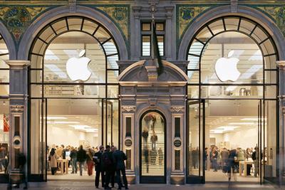 苹果股价再跌1.72% 或将成表现最差的iPhone上市周