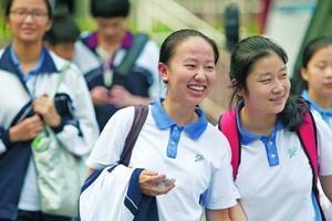 """广州满足""""异地中考""""条件考生今年不到50%"""