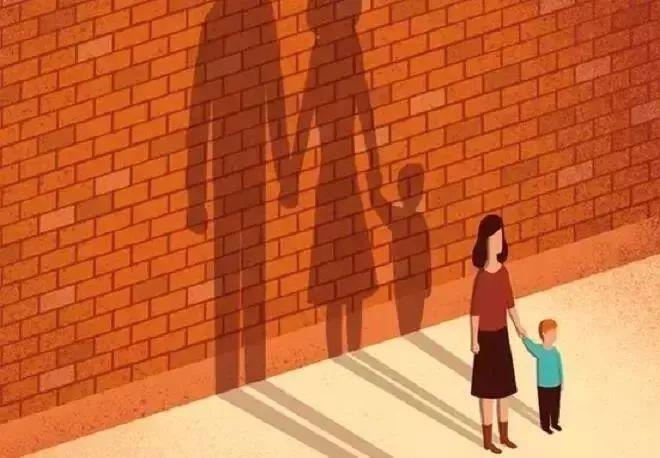 母亲的性格决定孩子的命运,丈夫的爱决定妻子的性格!